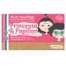 Kit 3 Couleurs Princesse & Papillon