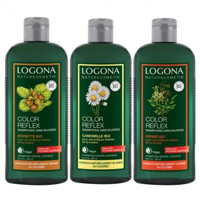 Offre sur une sélection de shampooings