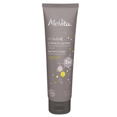 MELVITA - Crème du Barbier
