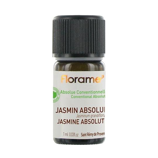 Huile Essentielle Bio JASMIN ABSOLUE 1ml