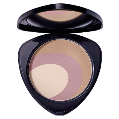 Dr. HAUSCHKA - Fond de Teint Compact - Purple Light