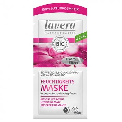 LAVERA - Masque de soin intensif Rose sauvage