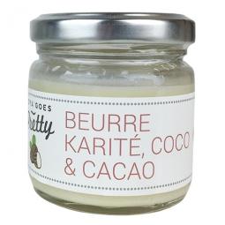 Beurre de Karité Coco Cacao