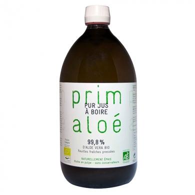 PRIM'ALOÉ - Pur Jus à Boire