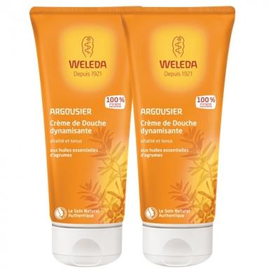 WELEDA - Duo Crème de douche à l'Argousier