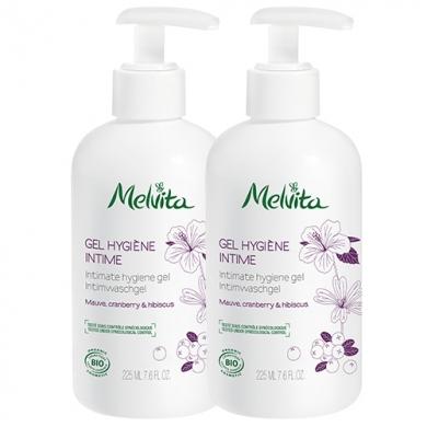 MELVITA - Duo Gel hygiène intime