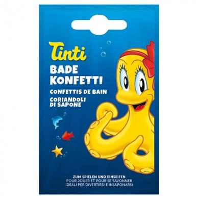 TINTI - Confettis de bain multicolores