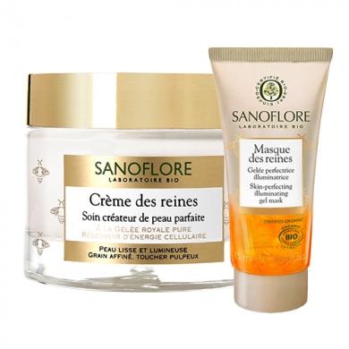 SANOFLORE - Crème des Reines + Mini Masque des Reines Offert