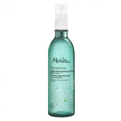 MELVITA - Gelée nettoyante purifiante