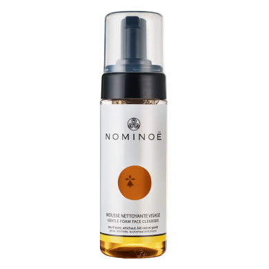 NOMINOË - Mousse nettoyante visage