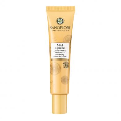 SANOFLORE - Miel Suprême Crème Nutritive Sublimatrice