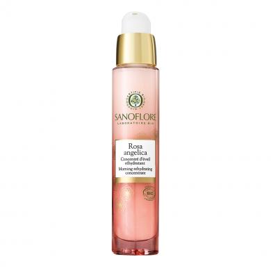 SANOFLORE - Concentré d'éveil ré-hydratant Rosa angelica