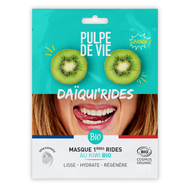 Daïqui'ride - Masque en Tissu Anti-Âge