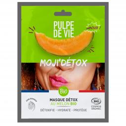 Moji'detox - masque en tissu détox