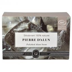 Pierre d'alun polie déodorant naturel