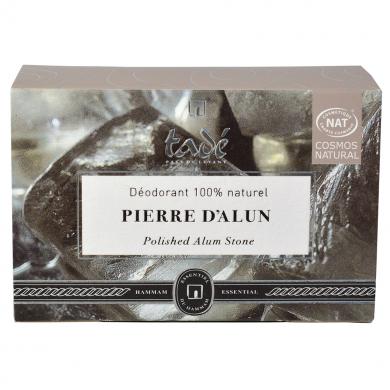 TADE - Pierre d'alun polie Déodorant naturel