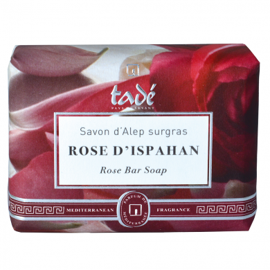 TADE - Pain d'Alep Surgras Rose d'Ispahan