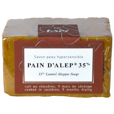 TADE - Pain d'Alep Laurier 35%