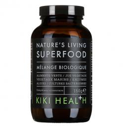 Cocktail de super-aliments alcalinisant biologique