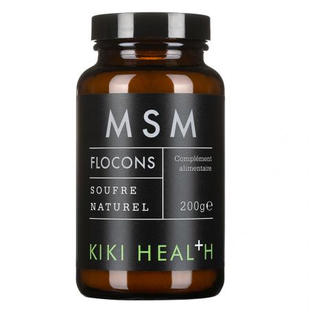 Flocons de MSM - Soufre Naturel
