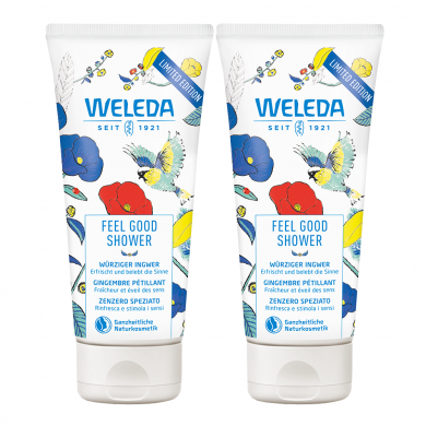 WELEDA - Duo Crèmes Douche Fell Good Shower