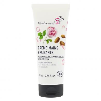 MADEMOISELLE BIO - Crème Mains Apaisante