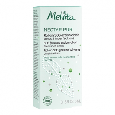 MELVITA - Roll-on purifiant SOS imperfections