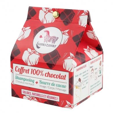 LAMAZUNA - Coffret 100% chocolat