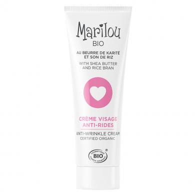 MARILOU BIO - Crème Visage Anti-Rides