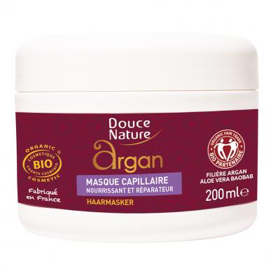 DOUCE NATURE - Masque capillaire à l'huile d'Argan
