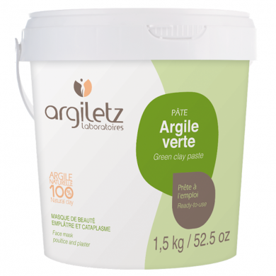 ARGILETZ - Argile Verte en pot