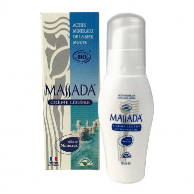 MASSADA - Crème légère