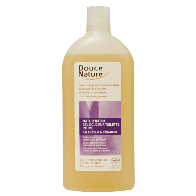 DOUCE NATURE - Natur'intim - Gel douceur toilette intime