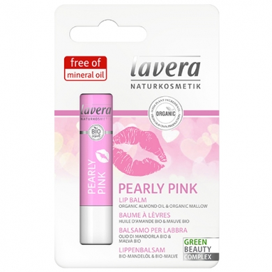 LAVERA - Baume à Lèvres Beauty & Care Rosé
