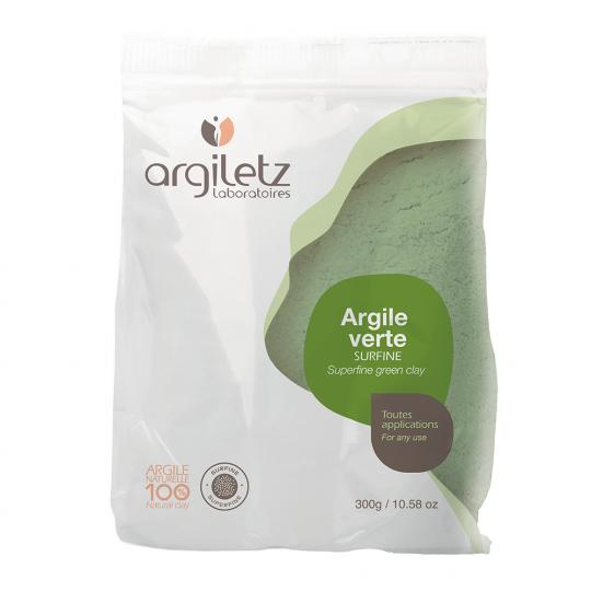 Argile Verte surfine - Peaux Grasses