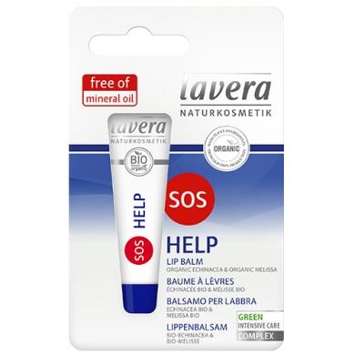 LAVERA - Baume à lèvres SOS help