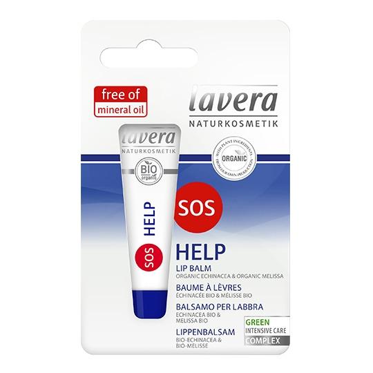 Baume à lèvres SOS help