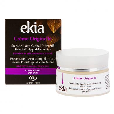 EKIA - Crème Originelle Peaux Sèches