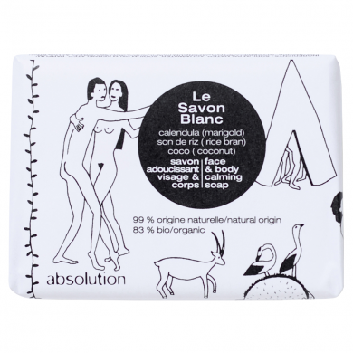 ABSOLUTION - Le Savon Blanc