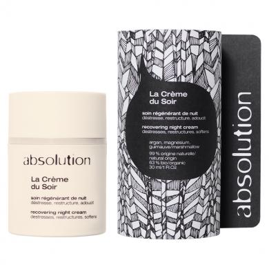 ABSOLUTION - La Crème du Soir