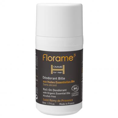 FLORAME - Déodorant à bille Homme