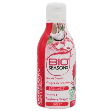 BIO SEASONS - Shampooing vitalité & brillance