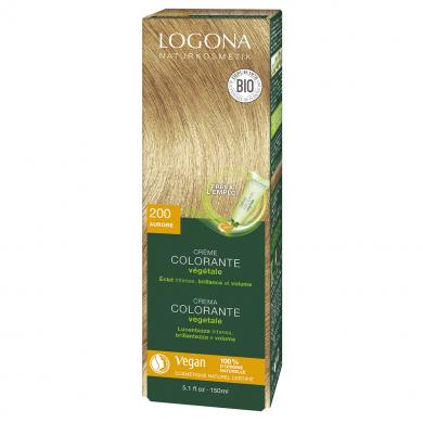 LOGONA - Crème colorante