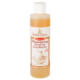 Shampooing douche de la ruche