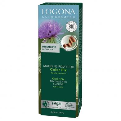 LOGONA - Masque fixateur après coloration