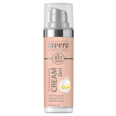 LAVERA - Crème hydratante teintée 3 en 1