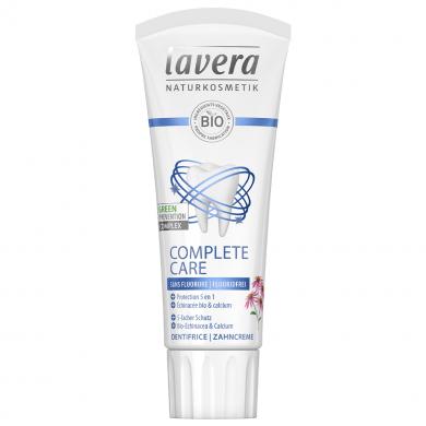 LAVERA - Dentifrice complete care sans fluorure