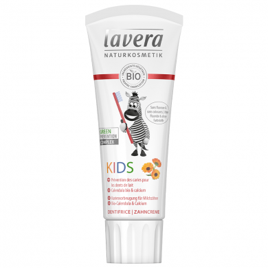 LAVERA - Dentifrice basis enfants