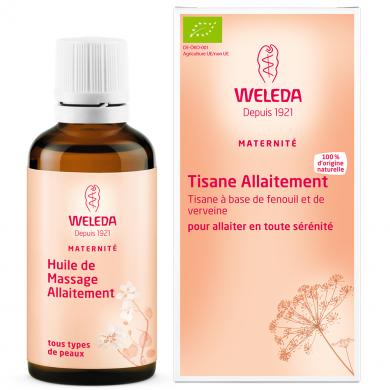 WELEDA - Coffret allaitement