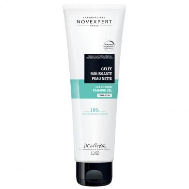 LABORATOIRES NOVEXPERT - Gelée moussante peau nette